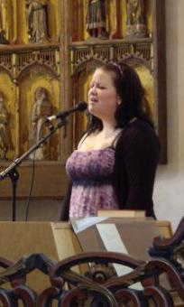 Sång vid dop